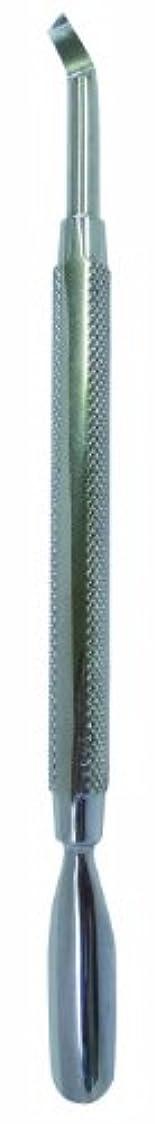 畝間傷つきやすい生きるクロスリブ BQ&S キューティクル プッシャー&カッター プロに愛用される 高品質ネイルケア用品 BS713