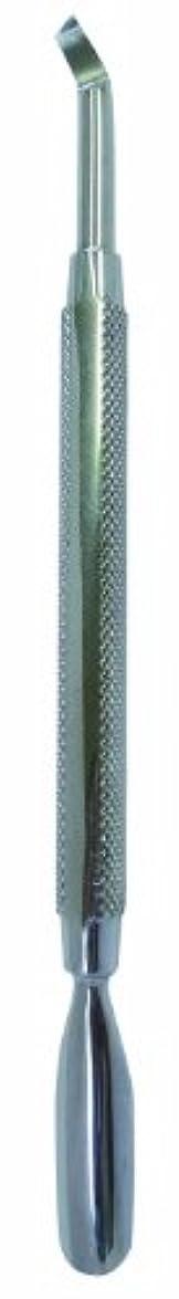 あえぎフォルダハンディクロスリブ BQ&S キューティクル プッシャー&カッター プロに愛用される 高品質ネイルケア用品 BS713