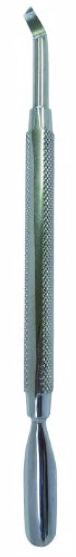 紳士どこ励起クロスリブ BQ&S キューティクル プッシャー&カッター プロに愛用される 高品質ネイルケア用品 BS713
