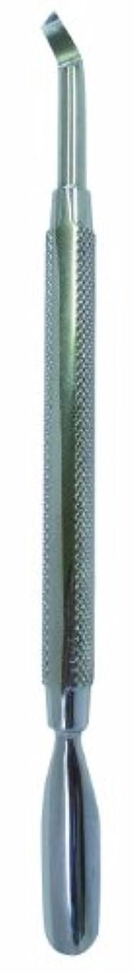 十億応用草クロスリブ BQ&S キューティクル プッシャー&カッター プロに愛用される 高品質ネイルケア用品 BS713