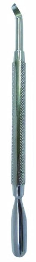 布城グリルクロスリブ BQ&S キューティクル プッシャー&カッター プロに愛用される 高品質ネイルケア用品 BS713