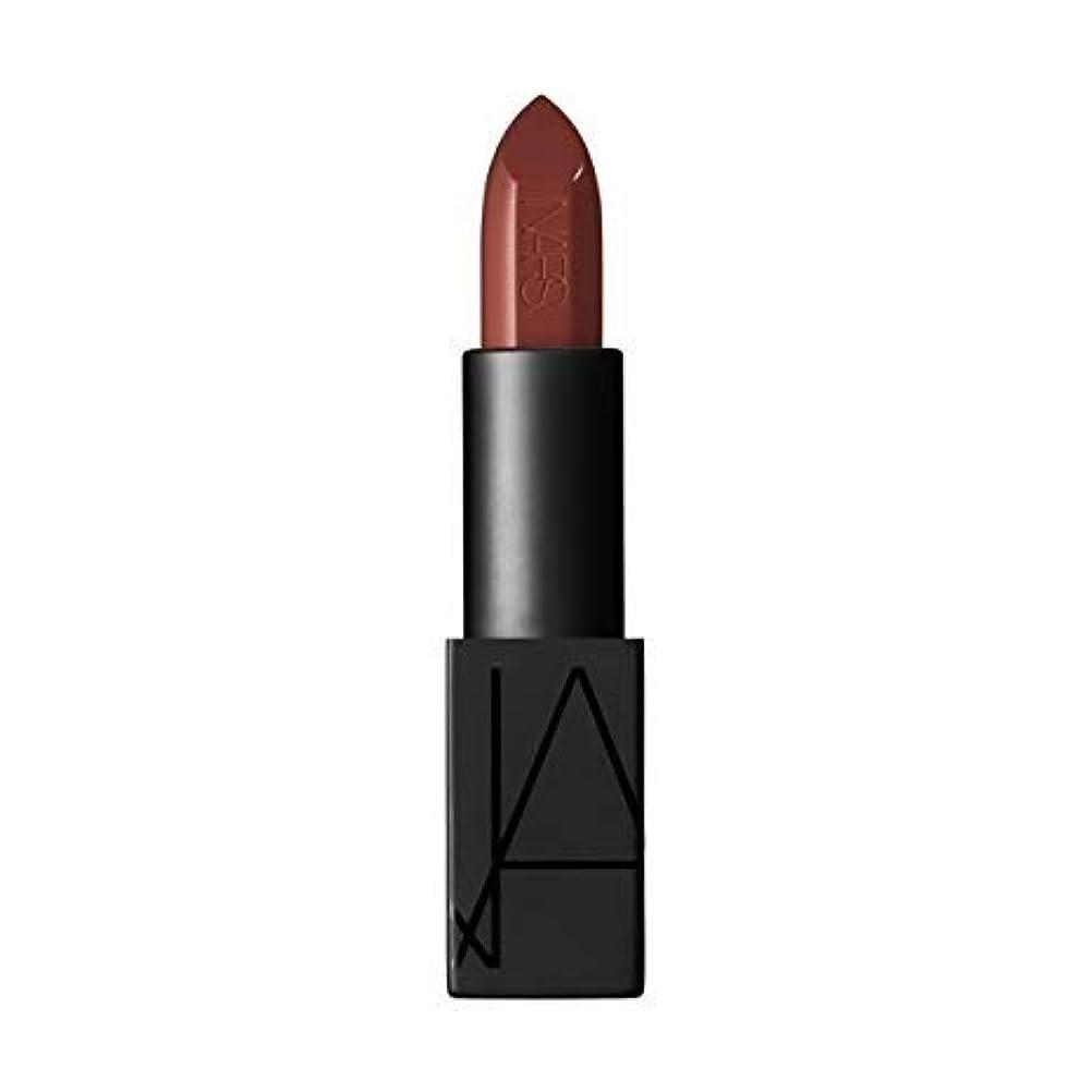 航空シルエット船NARS Audacious Lipstick - Mona
