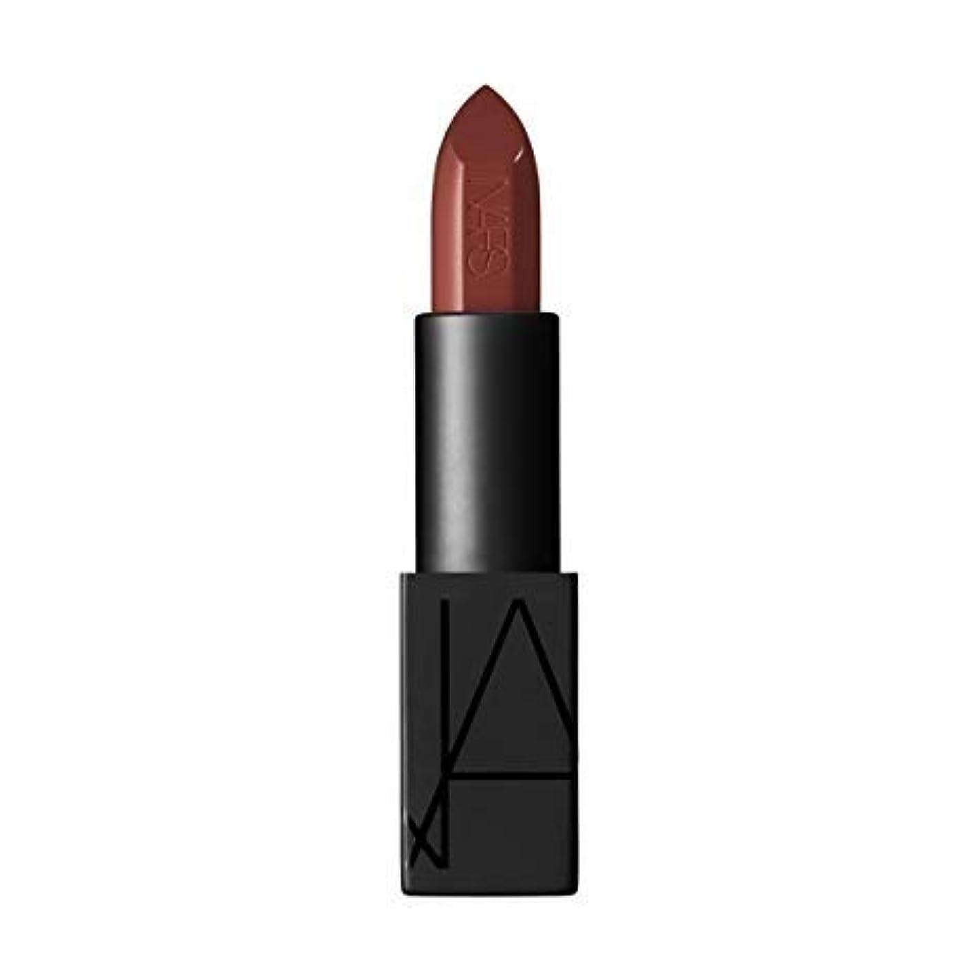 走る追い払う純粋にNARS Audacious Lipstick - Mona