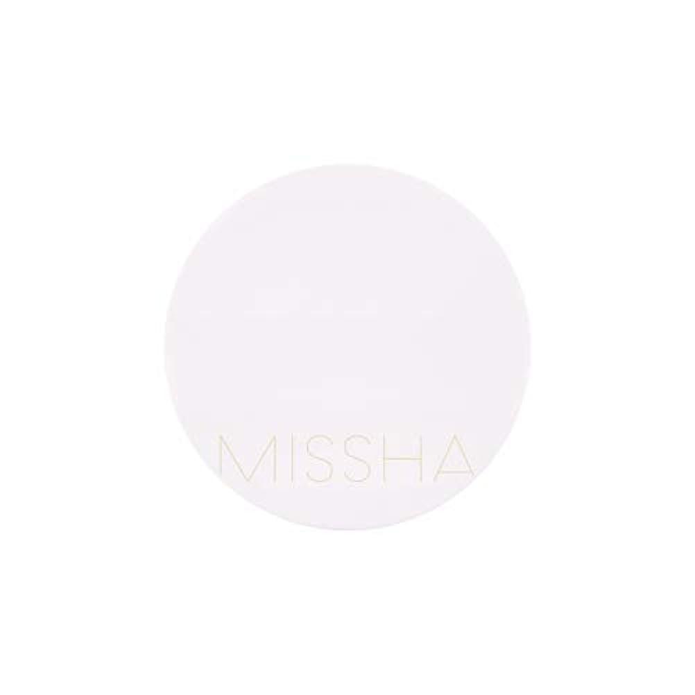 分離依存私たち自身MISSHA(ミシャ) M MAGIC CUSHION MOISTURE マジック クッションモイスチャーSPF50+/PA+++ (23号)