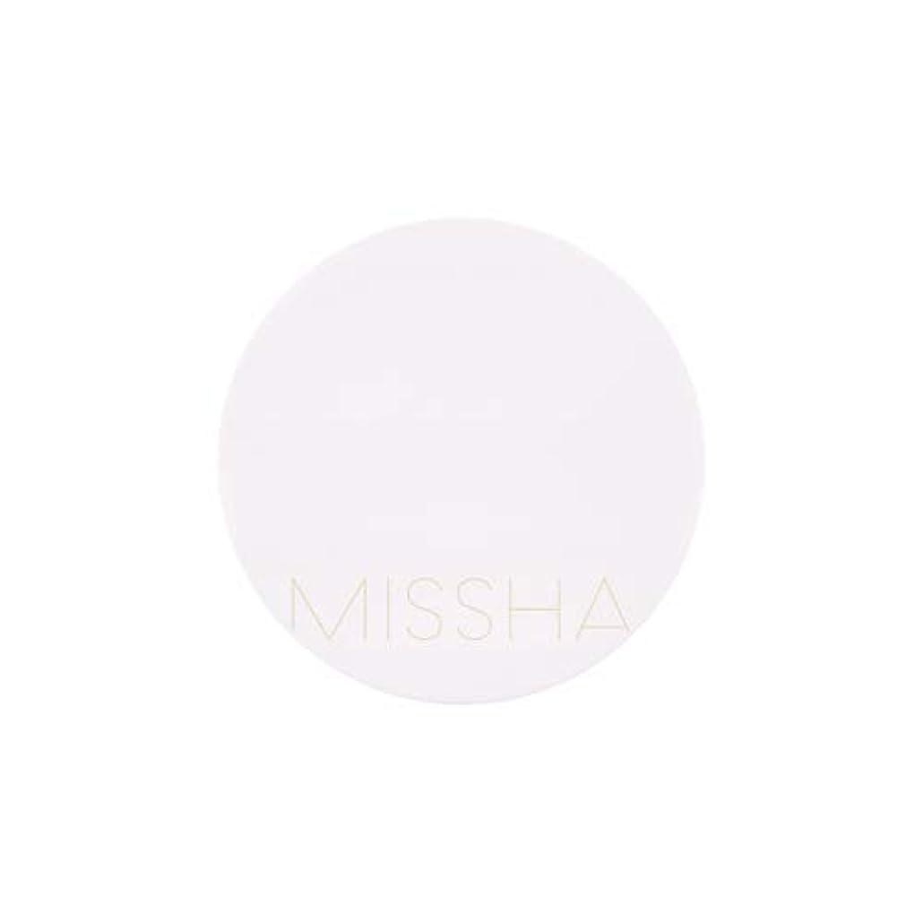 傷跡スーパーマーケット修正MISSHA(ミシャ) M MAGIC CUSHION MOISTURE マジック クッションモイスチャーSPF50+/PA+++ (23号)