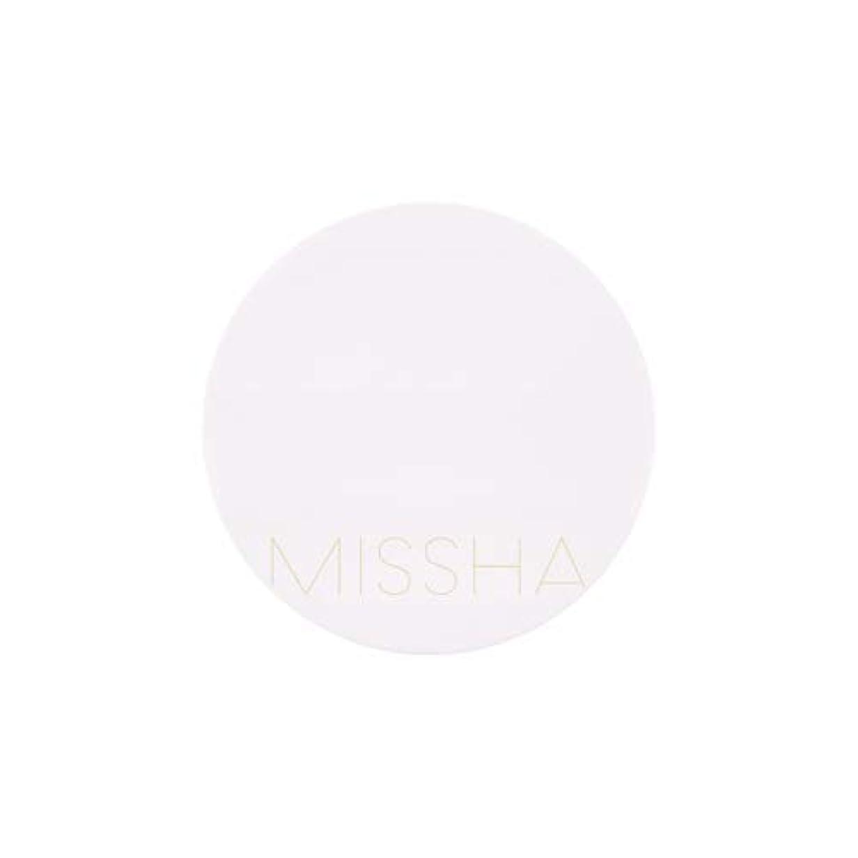 誓約腹痛必要としているMISSHA(ミシャ) M MAGIC CUSHION MOISTURE マジック クッションモイスチャーSPF50+/PA+++ (23号)