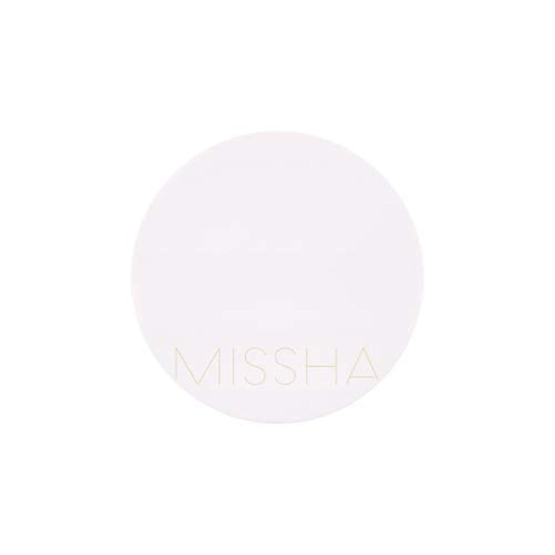 忠誠排除するバングMISSHA(ミシャ) M MAGIC CUSHION MOISTURE マジック クッションモイスチャーSPF50+/PA+++ (23号)