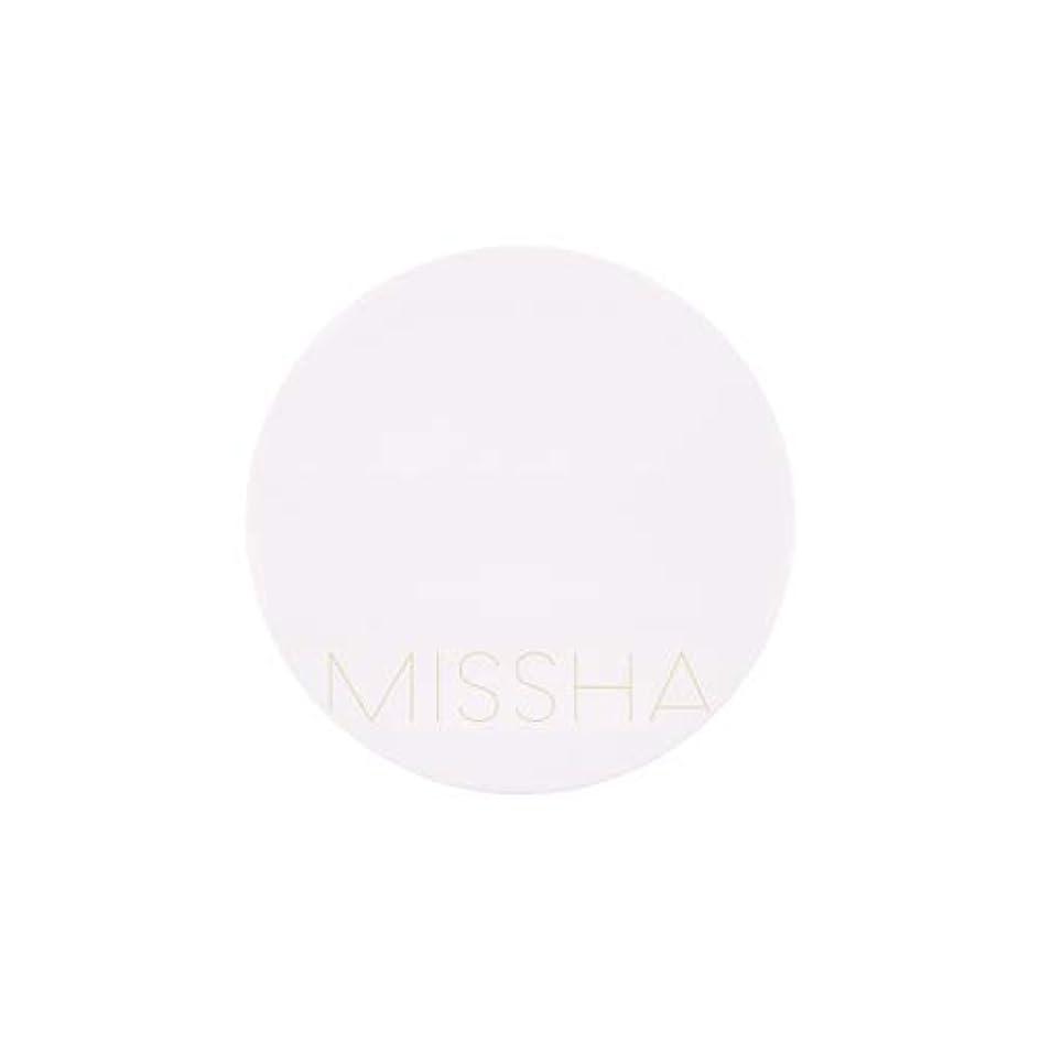音声適合しました最小化するMISSHA(ミシャ) M MAGIC CUSHION MOISTURE マジック クッションモイスチャーSPF50+/PA+++ (23号)