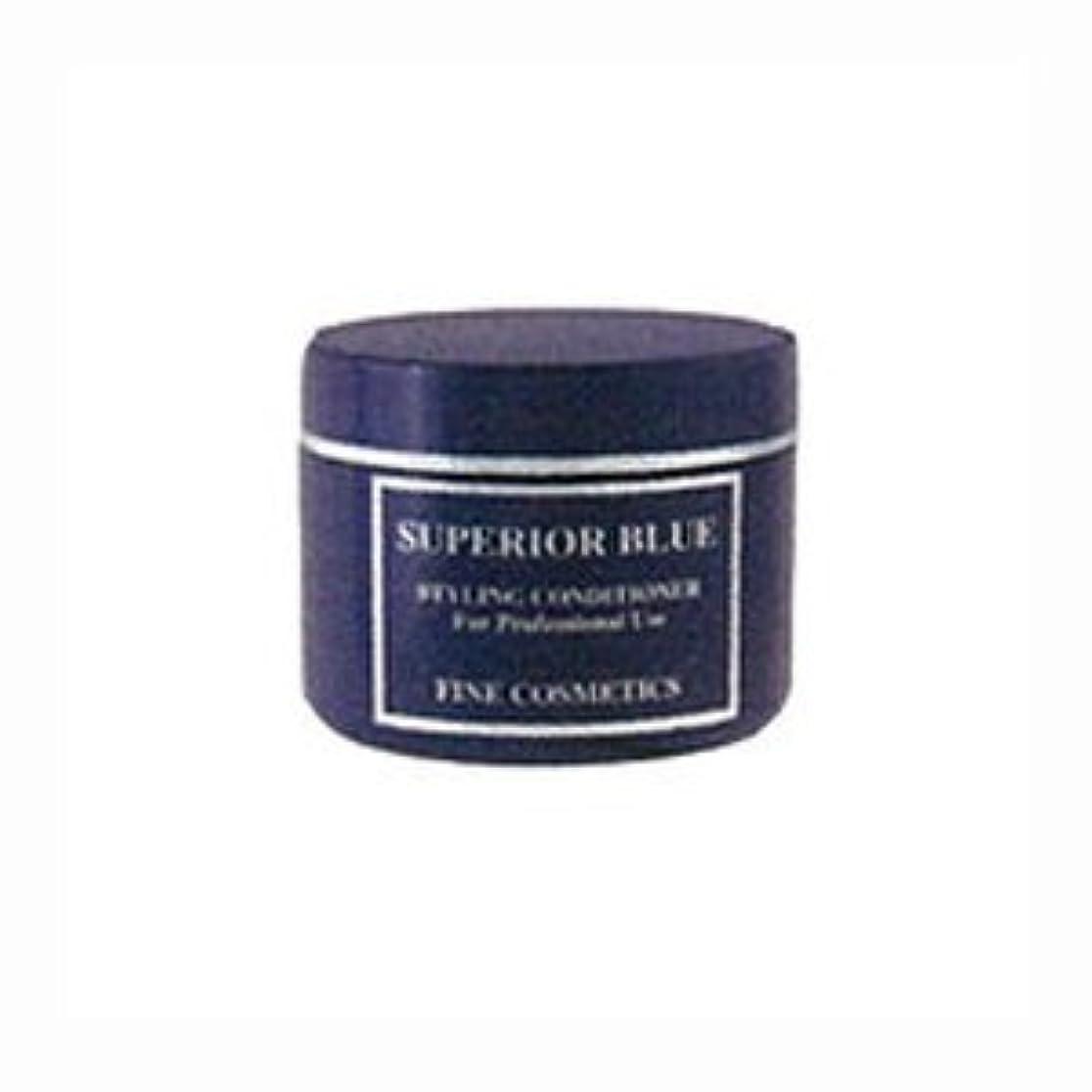 航空会社縮約にはまって【スタイリングコンディショナー】SURERIOR BLUE スペリオブルー (100g)