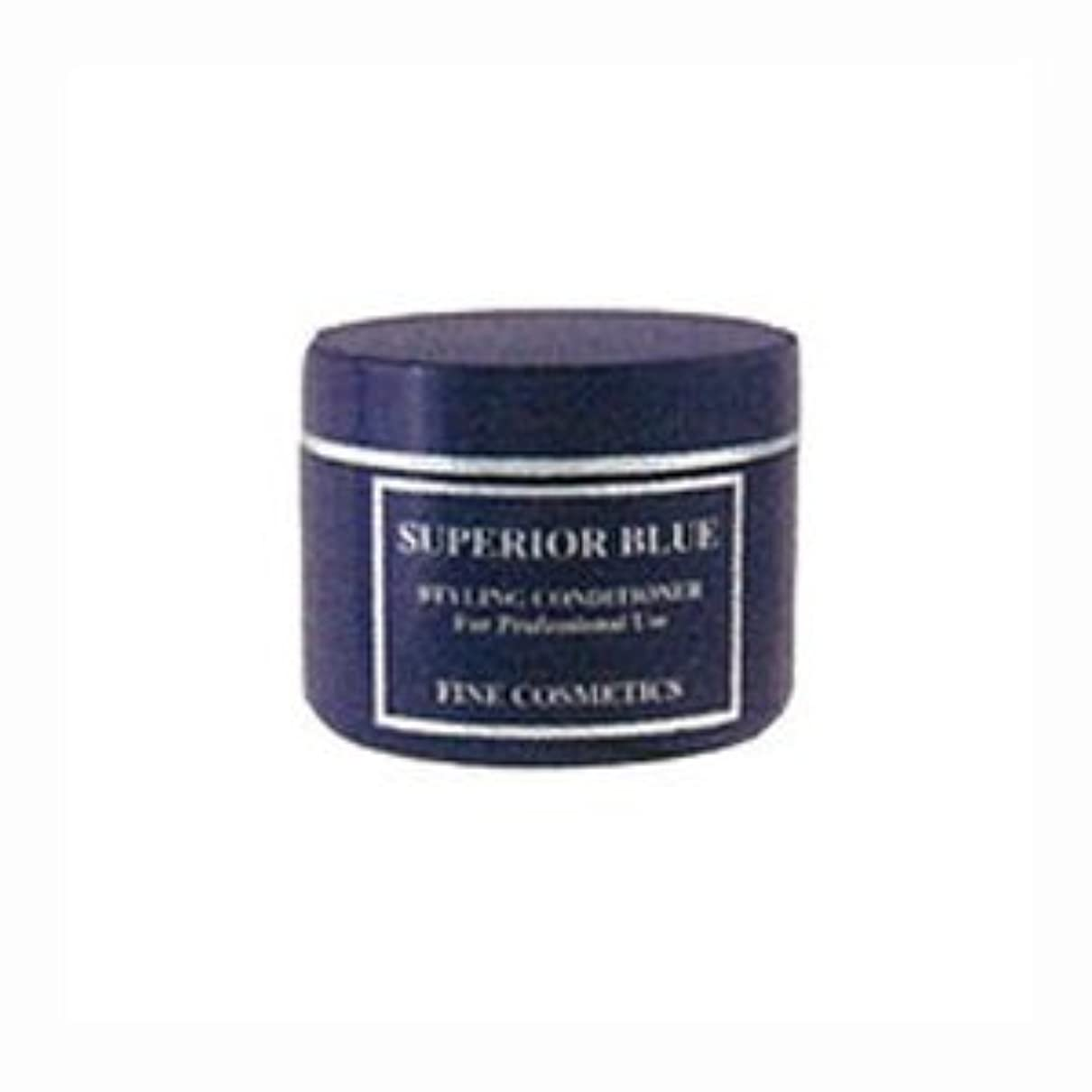 マウスピース舗装ロック【スタイリングコンディショナー】SURERIOR BLUE スペリオブルー (100g)