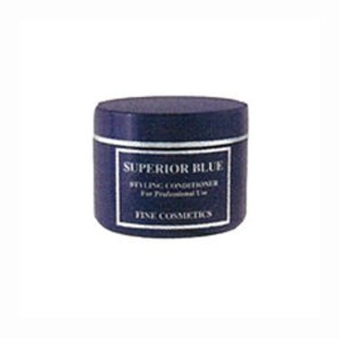 パーク石化する伝説【スタイリングコンディショナー】SURERIOR BLUE スペリオブルー (100g)