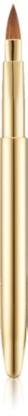 妊娠した活性化ブレーク広島県熊野のメイクブラシ オートリップブラシ 尖型 (ゴールド) コリンスキー