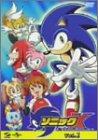 TVアニメーション ソニックX vol.1 [DVD]