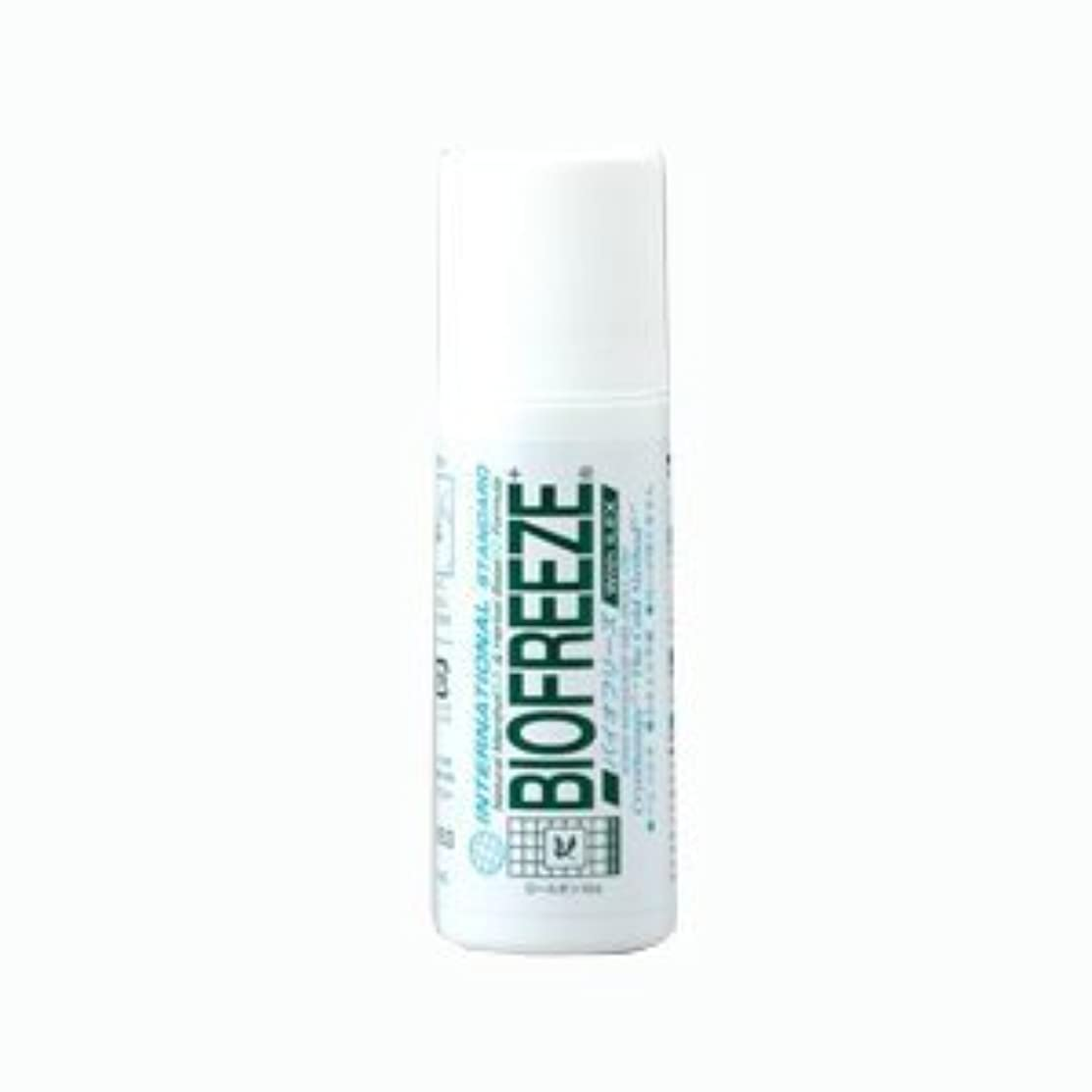 バイオフリーズ(BIOFREEZE) ロールオン 82g - ボディ用、ロールタイプ!