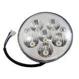 モンキー 系 φ 130 mm バイク LED ヘッドライト 30W