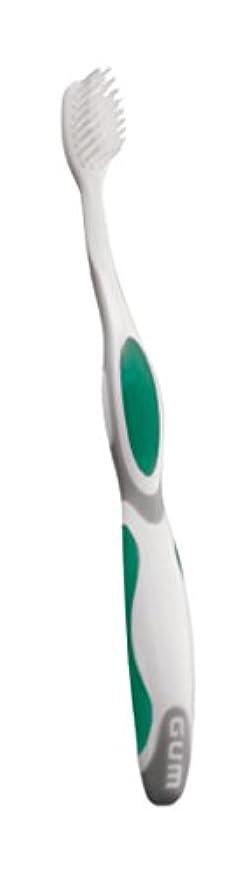 ハウジングパーティー応用GUM 509 Summit+Toothbrush Sensitive Bristles (3 Pack) by Sunstar