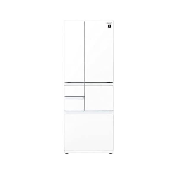 シャープ メガフリーザー 冷蔵庫 502L ピュ...の商品画像