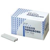 日本白墨 天神印チョーク(石膏カルシウム製) 白 1箱(100本)