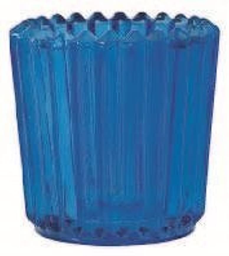 砂利北西輝くkameyama candle(カメヤマキャンドル) ソレイユ 「 ブルー 」(J5120000BL)
