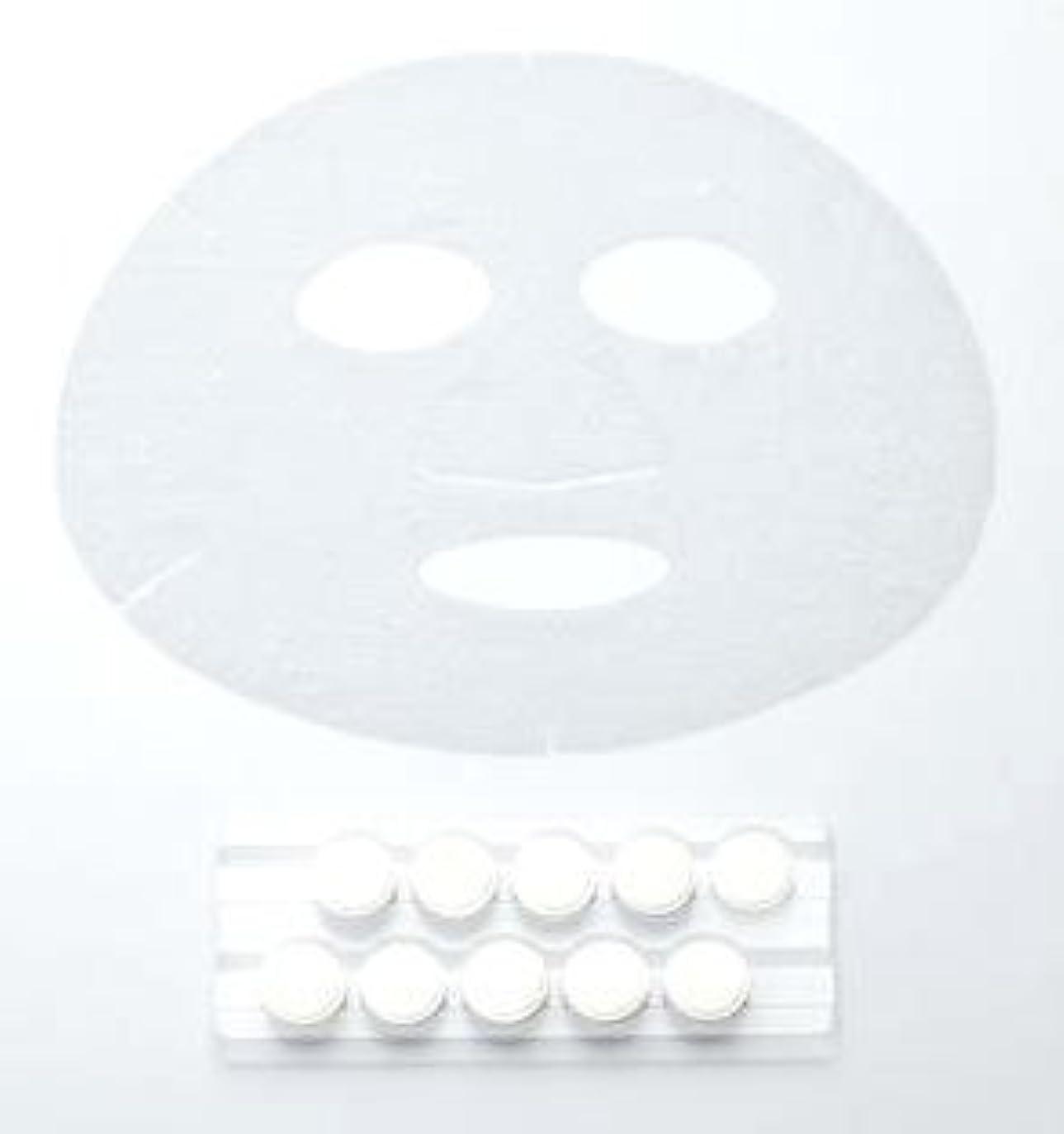 影響力のある必要とするミリメーターcelless セレス CE ローション用 フェイスマスク 10個