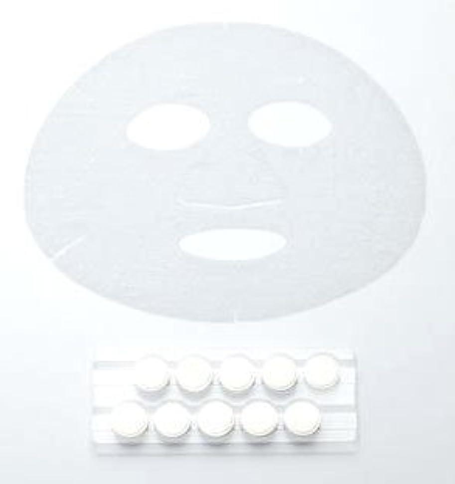 実験的テスピアンミントcelless セレス CE ローション用 フェイスマスク 10個