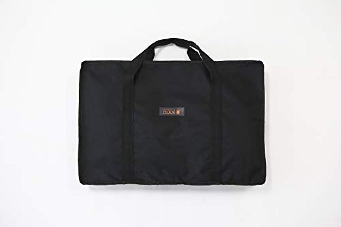 囲い押す自分のためにオーヴィル(auvil) テーブルバッグ ブラック