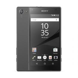SIMフリー Xperia Z5 Compact E5823 2GB/32GB 23MP 4.6インチ 4G/LTE Black【並行輸入品】