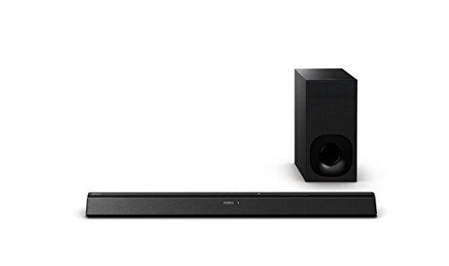 ソニー SONY サウンドバー 2.1ch NFC/Bluetooth ホームシアターシステム HT-CT380 BM
