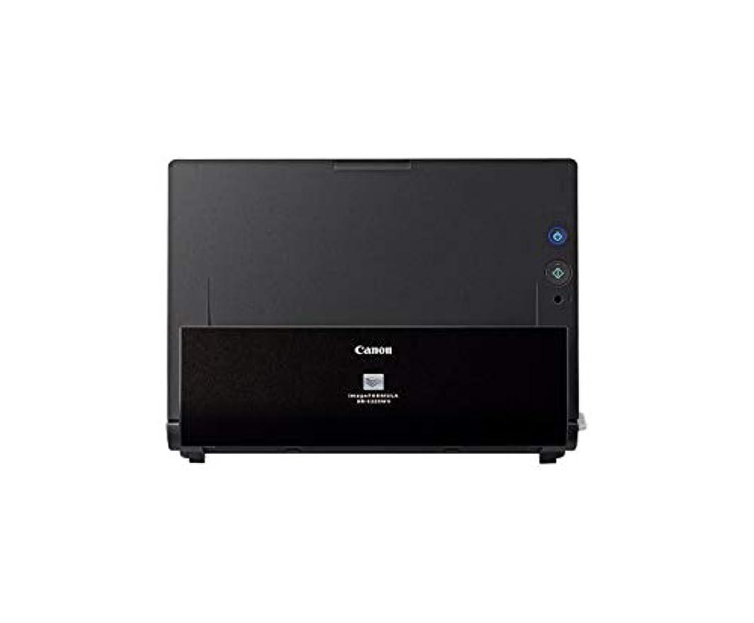 マニフェストアスリート気づくなるCanon imageFORMULA DR-C225W II 600 x 600 DPI ADF scanner Black A4