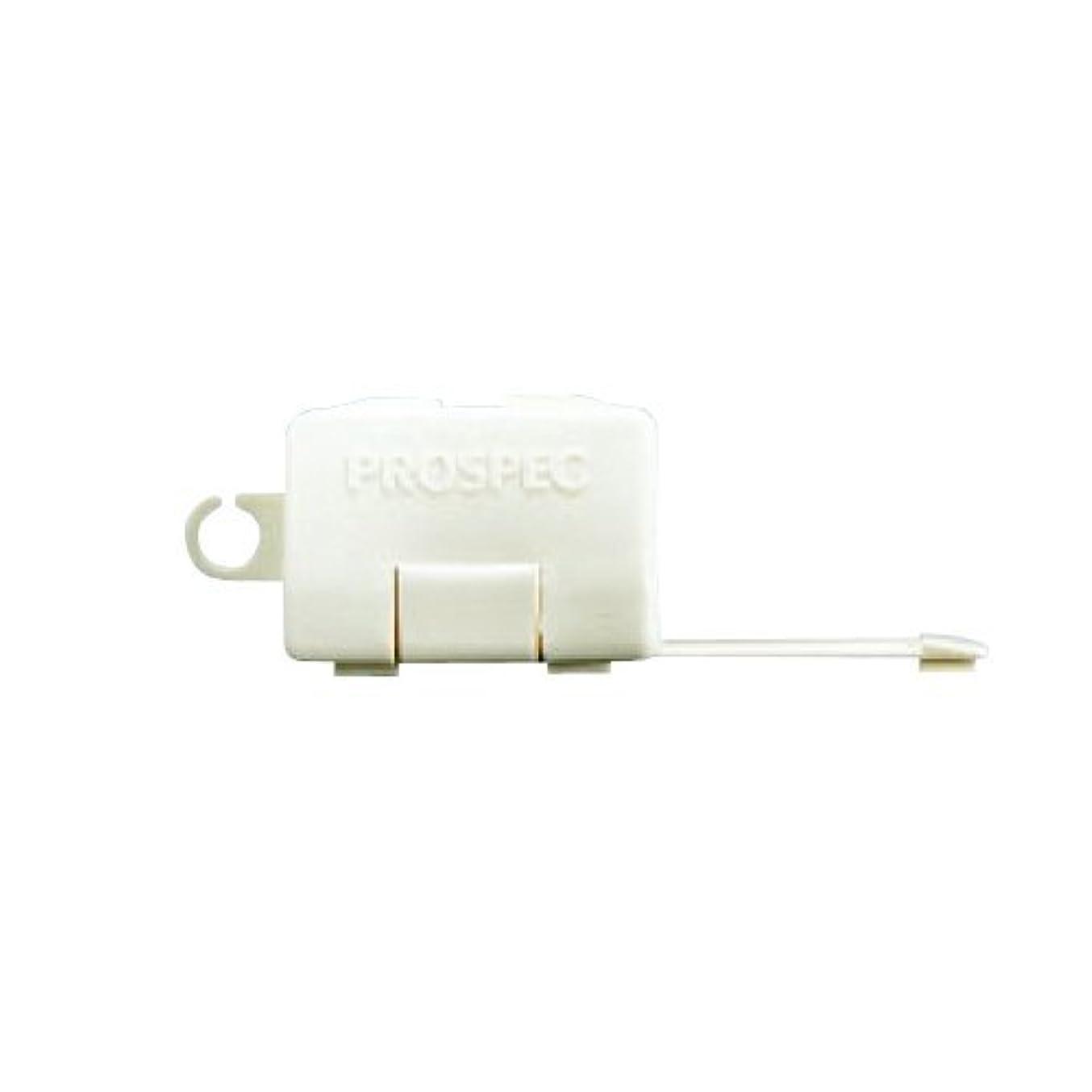 クレア固有の組み込むジーシー(GC)歯ブラシホワイトキャップ1個