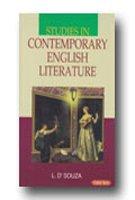 Studies in Contemporary English Literature