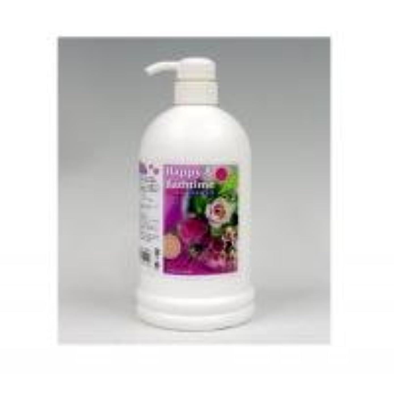 クレアに賛成静脈ハッピー&バスタイム ペット用入浴液 1L バラの香り