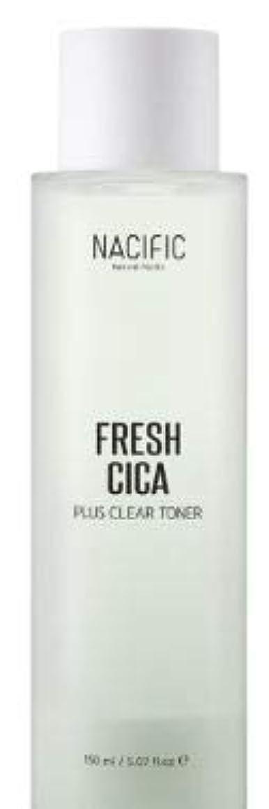 夕食を作る事務所アレイ[NACIFIC] Fresh Cica Plus Clear Toner/フレッシュシカプラスクリアトナー [並行輸入品]