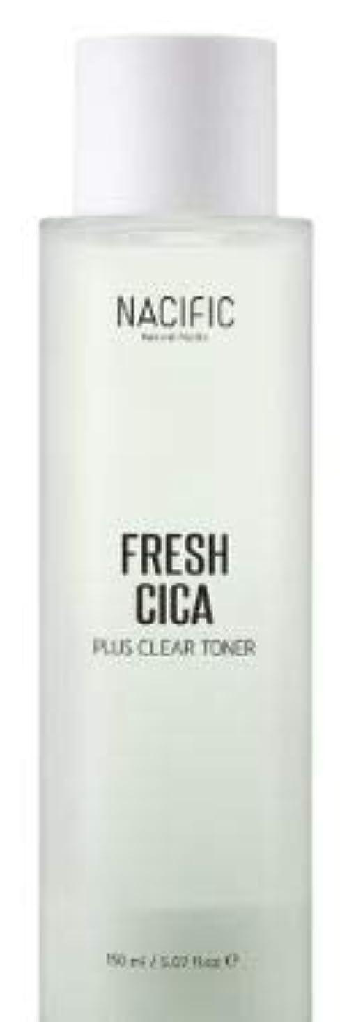 世代自転車寛大さ[NACIFIC] Fresh Cica Plus Clear Toner/フレッシュシカプラスクリアトナー [並行輸入品]