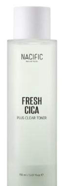 除去思いやりスープ[NACIFIC] Fresh Cica Plus Clear Toner/フレッシュシカプラスクリアトナー [並行輸入品]