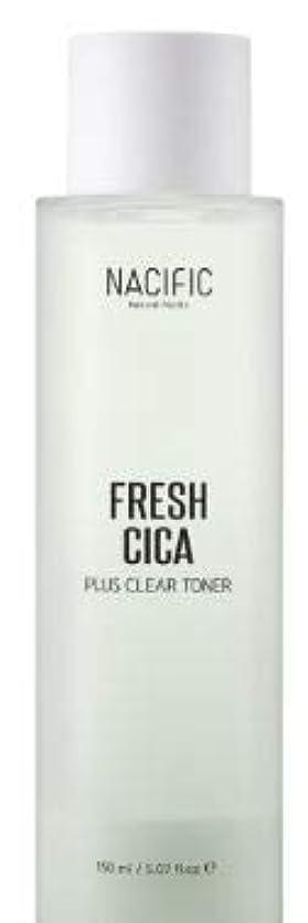 溶接ドル過去[NACIFIC] Fresh Cica Plus Clear Toner/フレッシュシカプラスクリアトナー [並行輸入品]