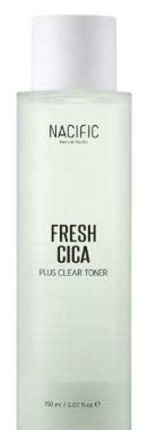 性交異形戦士[NACIFIC] Fresh Cica Plus Clear Toner/フレッシュシカプラスクリアトナー [並行輸入品]