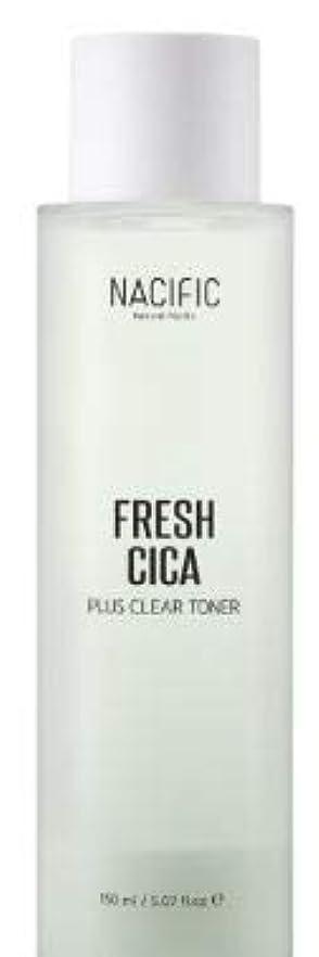 うがい薬ダブル罰[NACIFIC] Fresh Cica Plus Clear Toner/フレッシュシカプラスクリアトナー [並行輸入品]