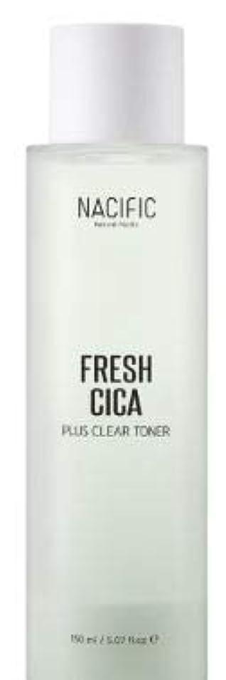 仮称刈るレンダー[NACIFIC] Fresh Cica Plus Clear Toner/フレッシュシカプラスクリアトナー [並行輸入品]