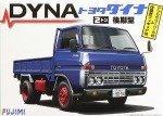 フジミ模型 1/32 トラックシリーズ TR4 トヨタ ダイナ2トン後期型 平ボディ