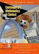 Contemporary Mathematics in Context: A Unified Approach, Course 3, Part A, Student Edition (ELC: CORE PLUS)