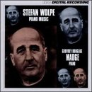 Wolpe;Piano Works