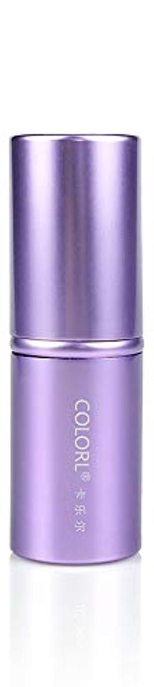 素晴らしい良い多くの重要性鼓舞するCOLORL メイクブラシ 1本 化粧ブラシ 化粧筆 ファンデーションブラシ フェイスブラシ パウダーブラシ 多機能 パープル