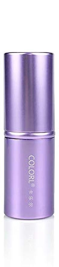 約コック発行するCOLORL メイクブラシ 1本 化粧ブラシ 化粧筆 ファンデーションブラシ フェイスブラシ パウダーブラシ 多機能 パープル
