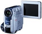 JVCケンウッド ビクター 液晶付デジタルビデオカメラ GR-DX97