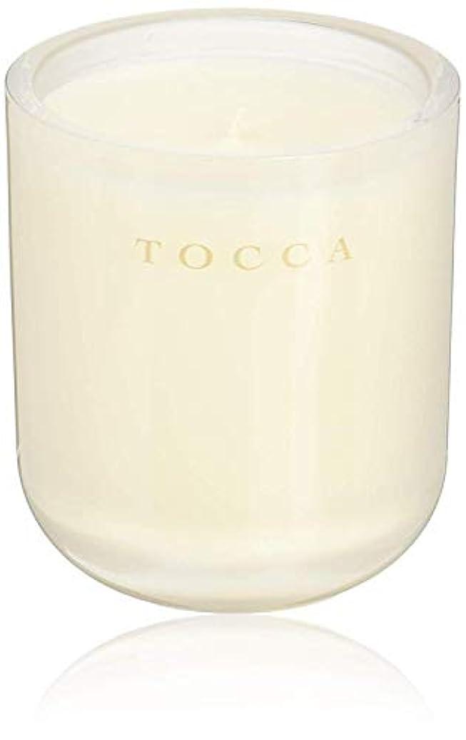 現象アクセントボイコットTOCCA(トッカ) ボヤージュ キャンドル ボラボラ 287g (ろうそく 芳香 バニラとジャスミンの甘く柔らかな香り)