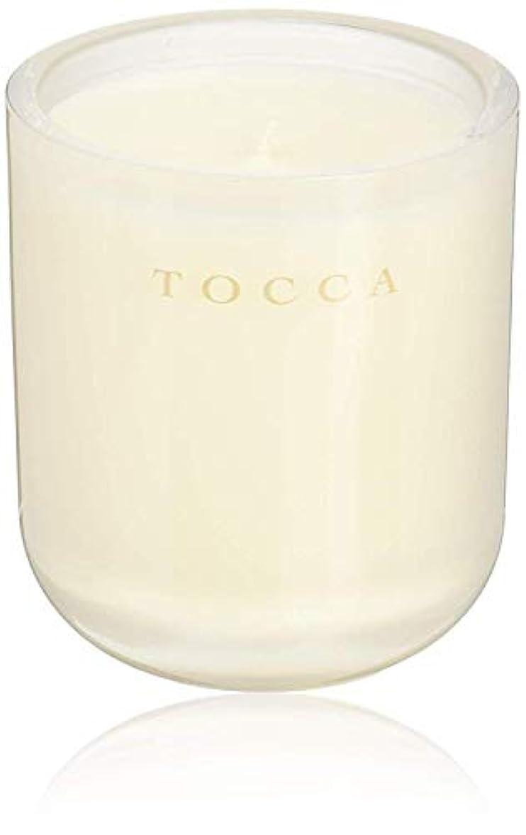 基礎理論記憶明らかにTOCCA(トッカ) ボヤージュ キャンドル ボラボラ 287g (ろうそく 芳香 バニラとジャスミンの甘く柔らかな香り)