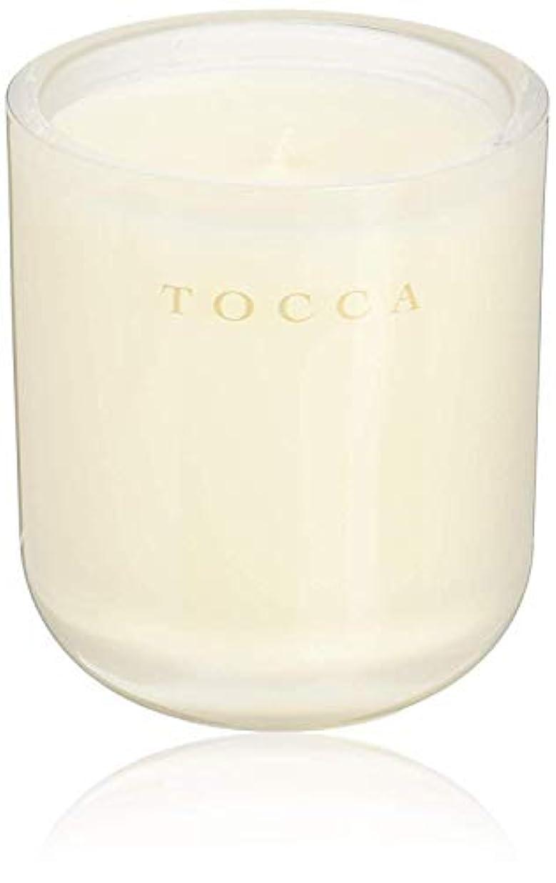こだわり可能性ドライバTOCCA(トッカ) ボヤージュ キャンドル ボラボラ 287g (ろうそく 芳香 バニラとジャスミンの甘く柔らかな香り)