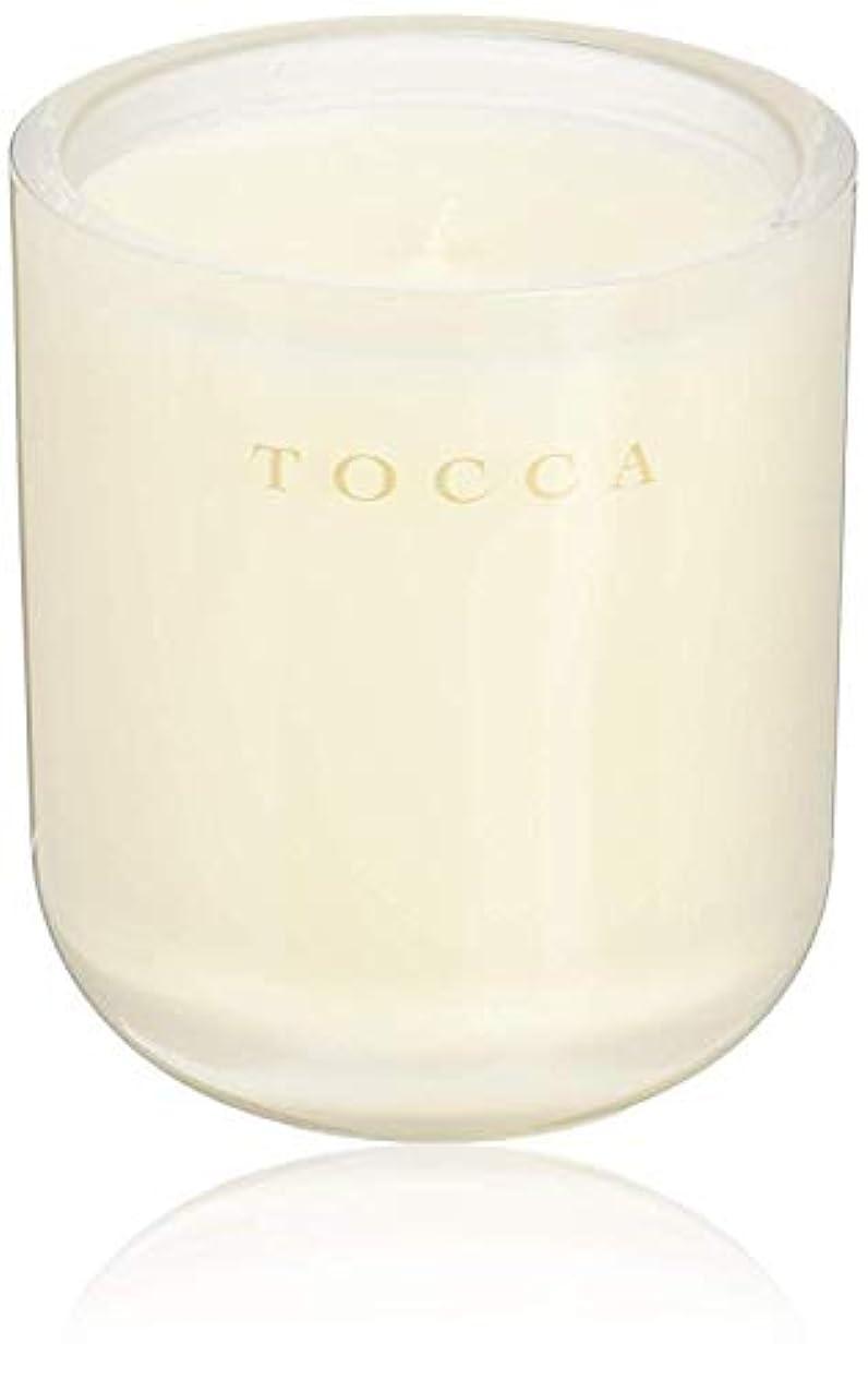 誤ってカジュアル底TOCCA(トッカ) ボヤージュ キャンドル ボラボラ 287g (ろうそく 芳香 バニラとジャスミンの甘く柔らかな香り)