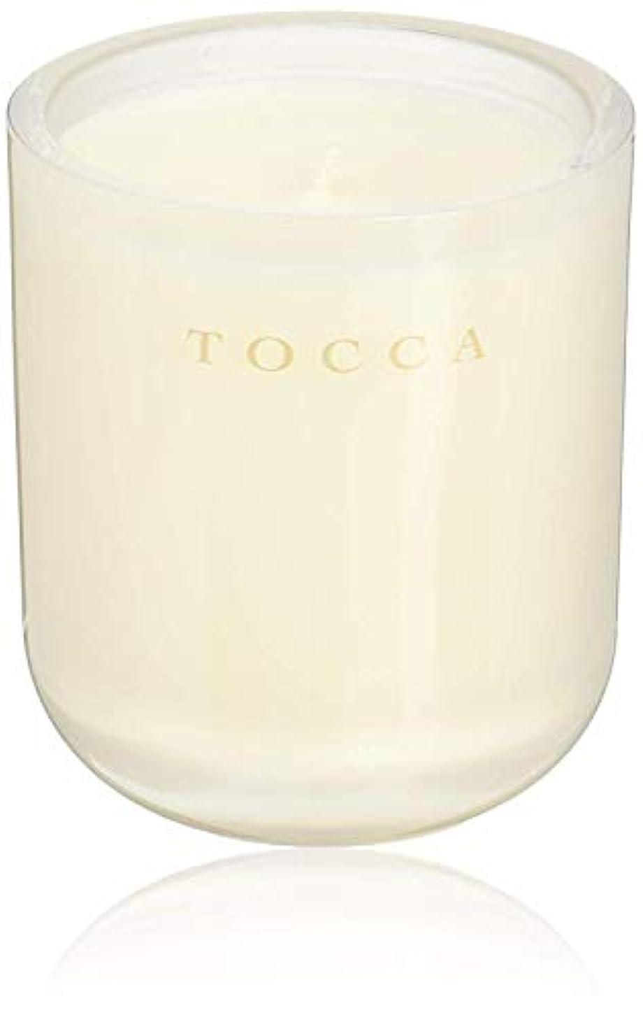 TOCCA(トッカ) ボヤージュ キャンドル ボラボラ 287g (ろうそく 芳香 バニラとジャスミンの甘く柔らかな香り)